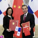 Panama China Relations - Joint Statement June 12 2017 - Wang Yi and Isabel Saint Malo de Alvarado