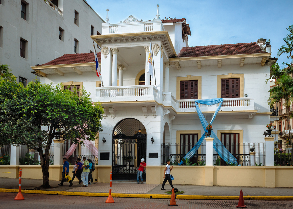 Mansion Arias Feraud (1881), Casco Viejo, Panama City, Panama