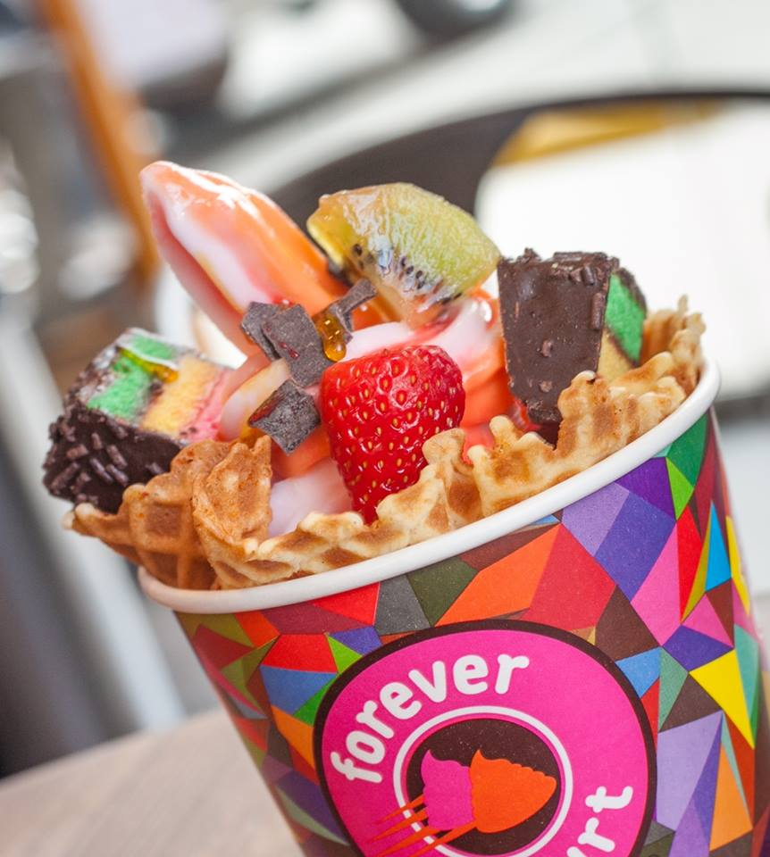 Forever Yogurt Ice Cream Casco Viejo Panama City Panama