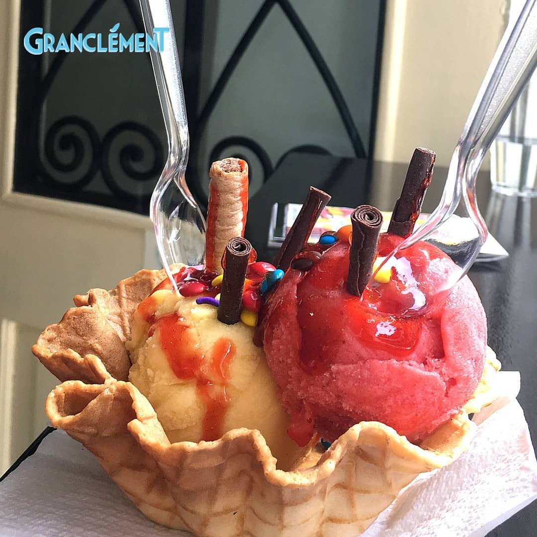 Gran Clement Natural Ice Cream Casco Viejo Panama