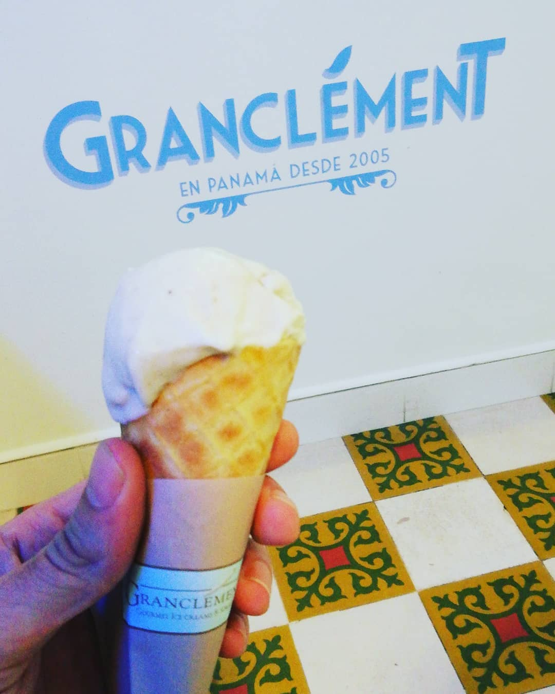 Gran Clement Natural Ice Cream and Sorbet Casco Viejo Panama