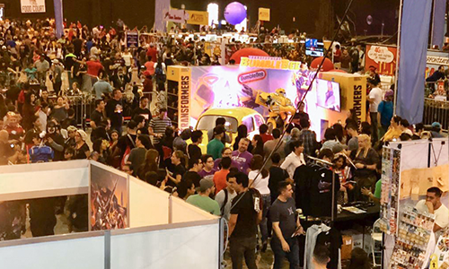 Comic Con Panama 2019 Shopping