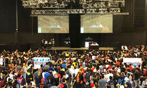 Comic Con Panama 2019 Stage